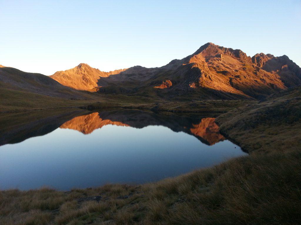 Nelson Lakes – Lake Angelus post image
